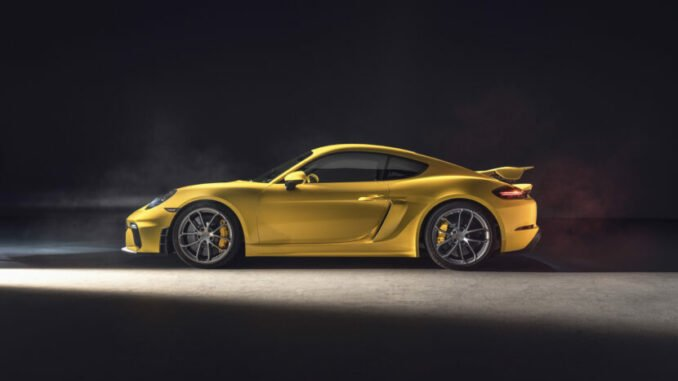 Porsche Cayman GT4 1 of 1 830x529