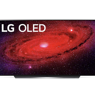 LG OLED CX 55-inch Smart TV