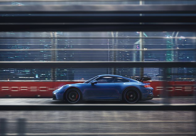 The latest update on Porsche's synthetic fuel development came last week ahead of the unveiling of the £123,000 911 GT3