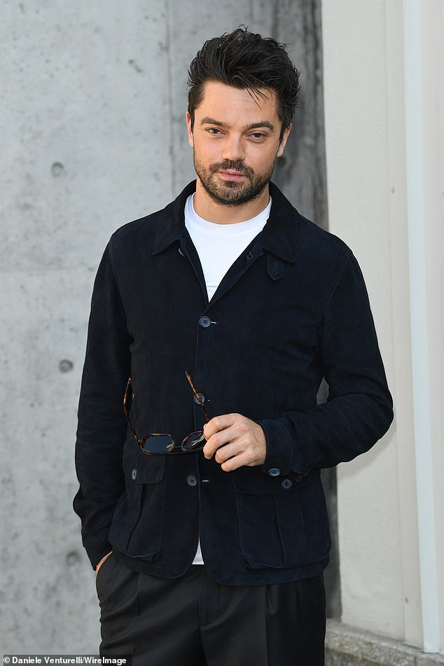 Gutted:Dominic Cooper has reportedly had his fourth car stolen within a year after thieves swiped his rare £83,000 Ferrari
