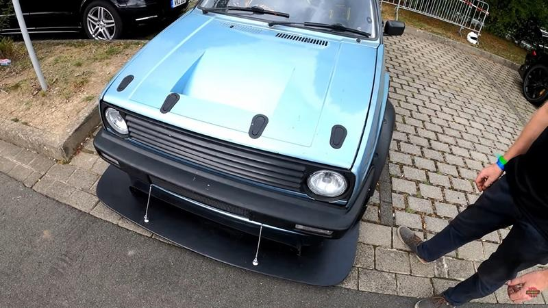 This Volkswagen Golf Mk. 2 Puts Every Porsche On The Planet To Shame - image 972511