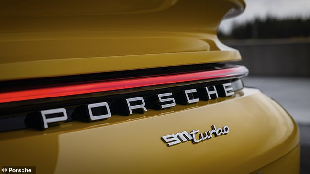 R&D boss Michael Steiner suggested its in-development e-fuel could allow the firm to continue selling combustion-engined models - like it's iconic 911 - alongside electric cars beyond 2030 in the UK