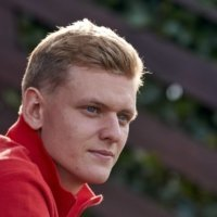 Mick Schumacher, seen at the Ferrari Driver Academy in Maranello, Italy, is the son of seven-time world champion Michael Schumacher. | AFP PHOTO / FERRARI / HANDOUT
