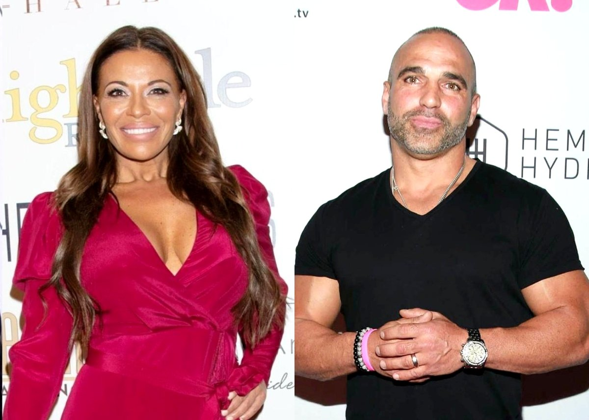 """RHONJ's Dolores Catania Reacts to Joe Gorga's """"Broken Woman"""" Comment, Shades Costars' Relationships and Slams Cast as """"Catty"""" for Insulting Dr. David Principe's Porsche Present"""