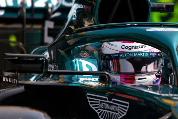 Aston Martin Cognizant F1 Portugal Grand Prix practices -drivers mixed emotions