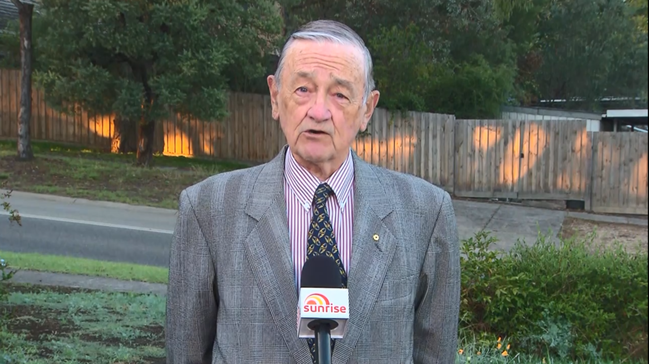Ken Glare is has called for a major overhaul of Victoria's judicial system.