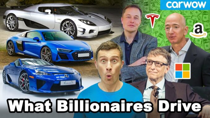 what cars do the worlds top 10 b