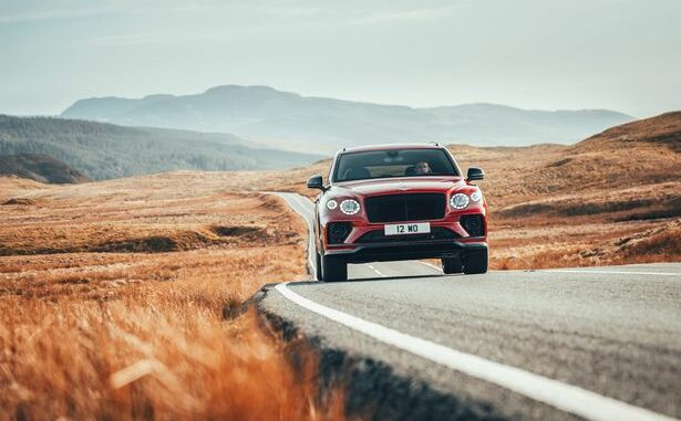 0 Crewe 25 May 2021 Bentley has today announced details of the new Bentayga S bringing extra sport