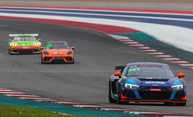 Going Bigger Is Better In Texas: GMG Fielding 8 Cars At COTA
