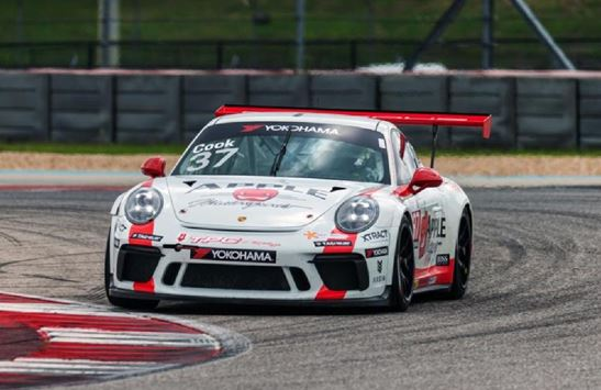 TPC Racing Drivers Leave COTA Porsche Sprint Challenge, GT America Weekend Pleased With Results and Development