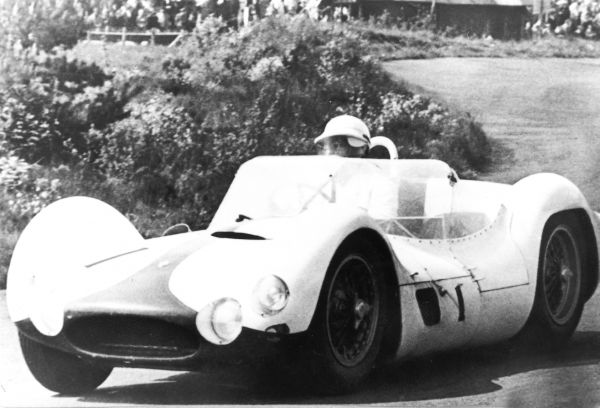 Maserati Tipo 61: the 60th anniversary of its triumph at the Nürburgring
