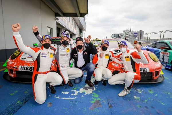 "Frikadelli Racing: ""A double victory for Sabine"""