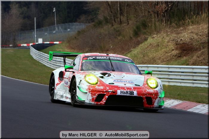 NLS 3 Nürburgring results - best in classes