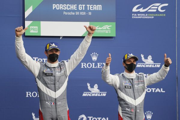 Emphatic win for Porsche at the WEC season opener in the Ardennes