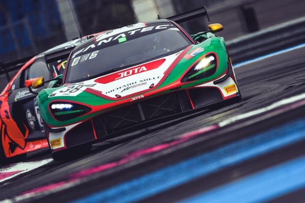 Wilkinson climbs the order in debut Paul Ricard 1000km with JOTA