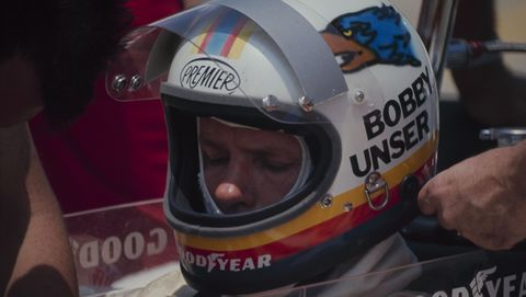 bobby unser, 1972 indianapolis 500