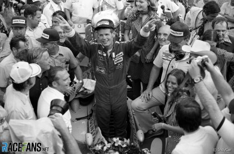 Bobby Unser, Indianapolis, 1975
