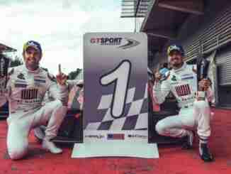 0 Al Zubair and Soucek win race one at Spa