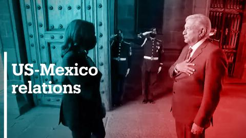 US, Mexico hold talks to tackle illegal migration