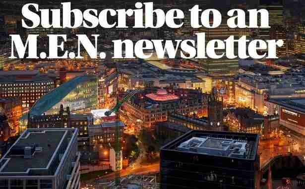 1 Subscribe to an MEN newsletter1