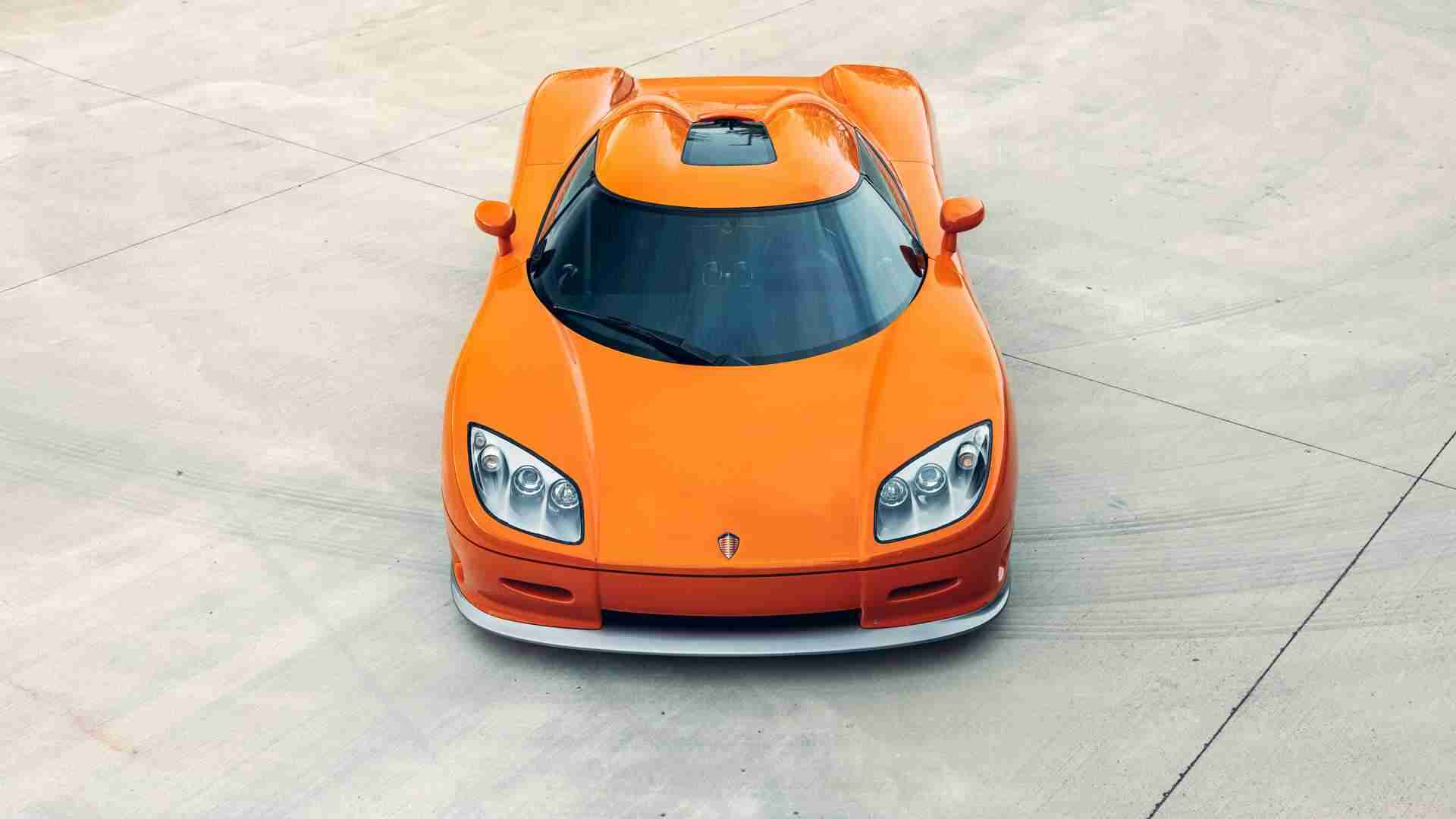 A 17-year-old Koenigsegg CCR supercar that debuted at the Geneva International Motor Show back in 2004 will go on sale next month with 2,300 kilometers (1,429 miles) under the belt.