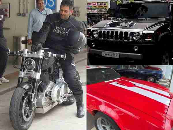 From Porche 911 to Hellcat X132: Five insanely expensive things owned by former India captain MS Dhoni