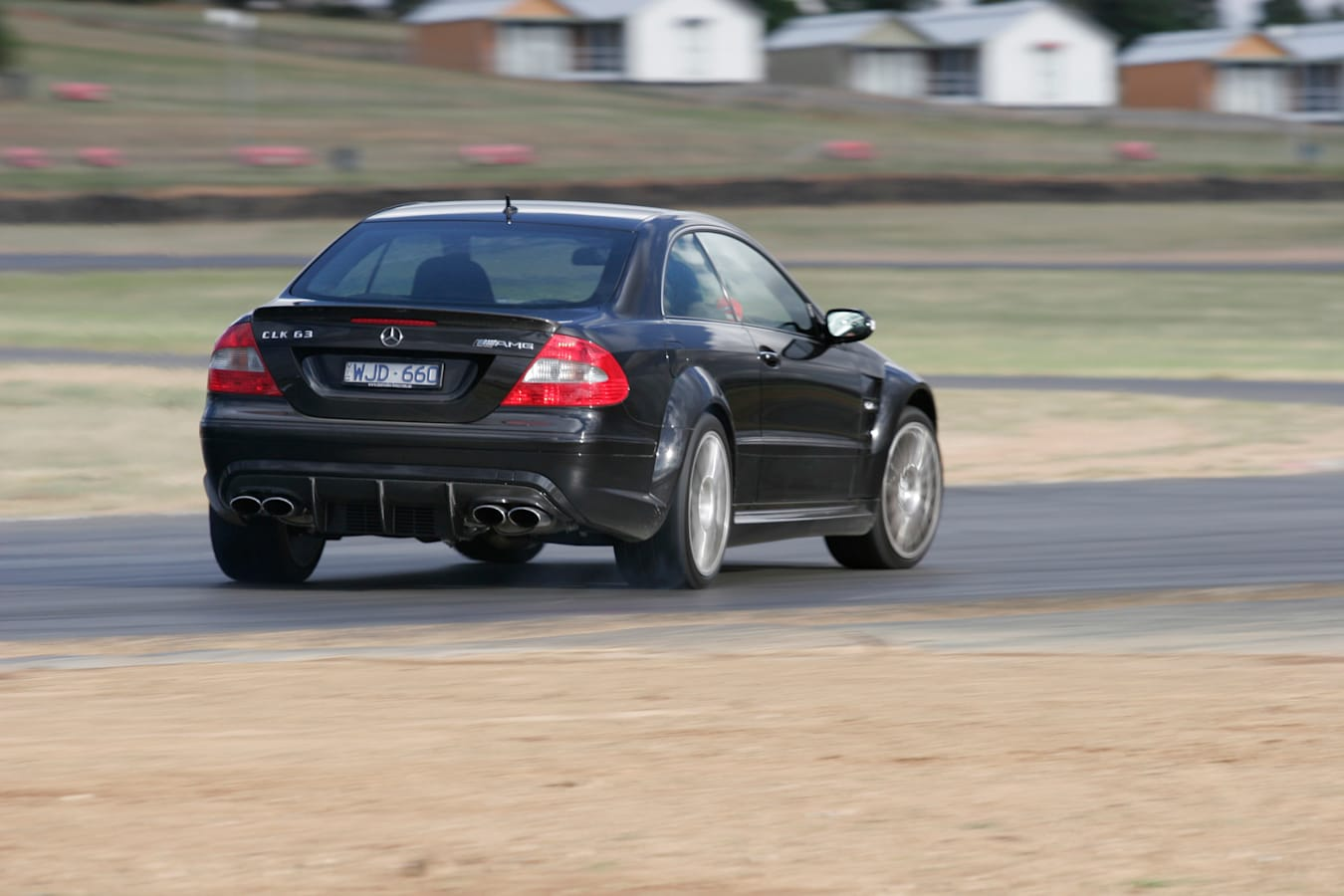 Motor Features GT 2 V CLK 63 Action T Wielecki 40