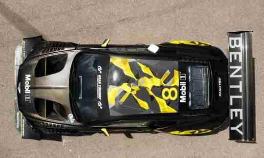 bentley releases full details of its savage continental gt3 pikes peak weapon thumbnail 6