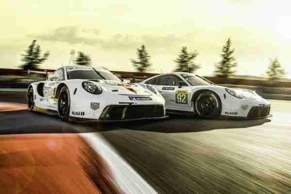 Porsche aims to reclaim its world championship lead at Monza