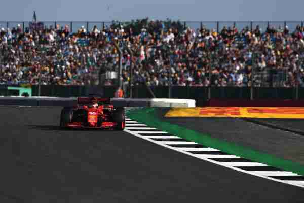 Scuderia Ferrari F1 British Grand-Prix practices - Start from fourth and ninth on the grid