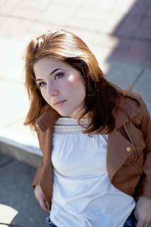 """St. Charles native Molly Clementz stars as Nancy in the Sunday, July 18, performance of Benjamin Britten's comedy """"Albert Herring"""" for Chicago Summer Opera."""