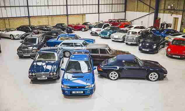 45478321 9787587 Classic cars in demand The average amount forked out on collecti m 151 1626428833768