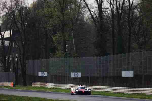 6 Hours of Monza Practice 3 result by class - Toyota #7 leads #8