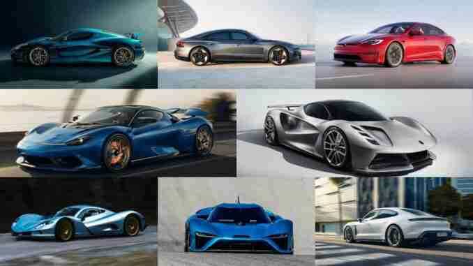 985069 fastest electric cars