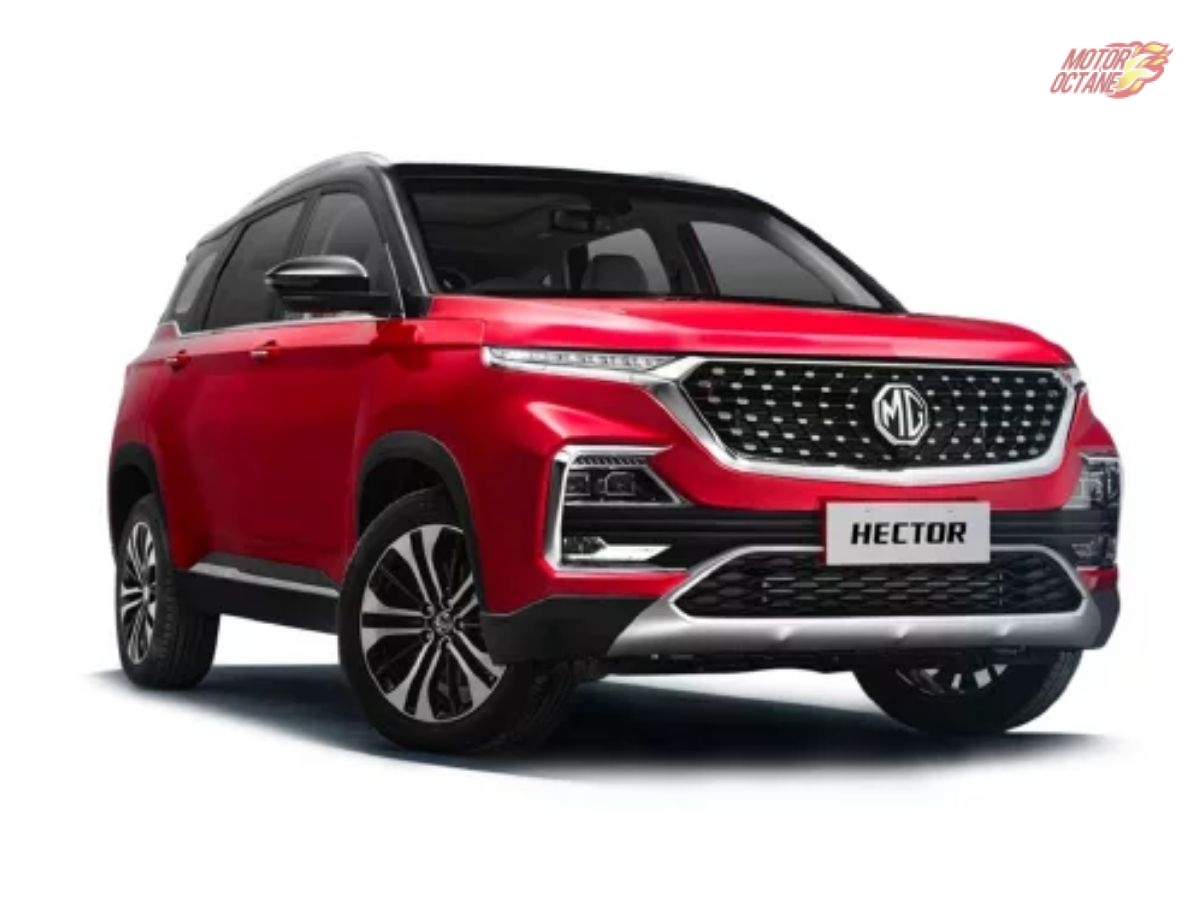 MG Hector automatic