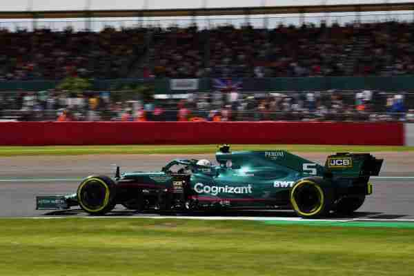 Aston Martin Cognizant F1 British Grand Prix practices - Not what we wanted