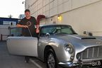 Buy It! Neil Peart's awesome 'Silver Surfer' sports cars are up for auction