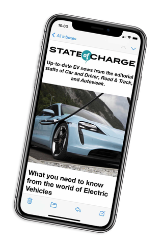 state of charge autoweek newsletter