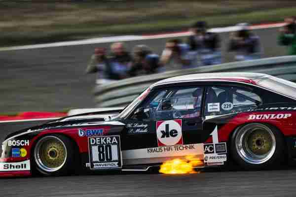 DTM Classic brings 20 automotive treasures from the 1970s back on track