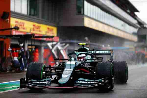 Aston Martin Cognizant F1 Belgian Grand Prix qualifying notes and quotes