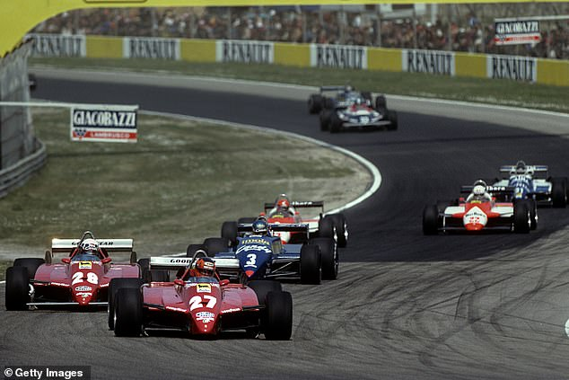 Seven teams were all that entered the 1982 San Marino Grand Prix due to an ongoing boycott