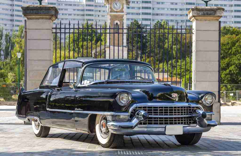 1954 Cadillac Series 62 Convertible 'State limousine'