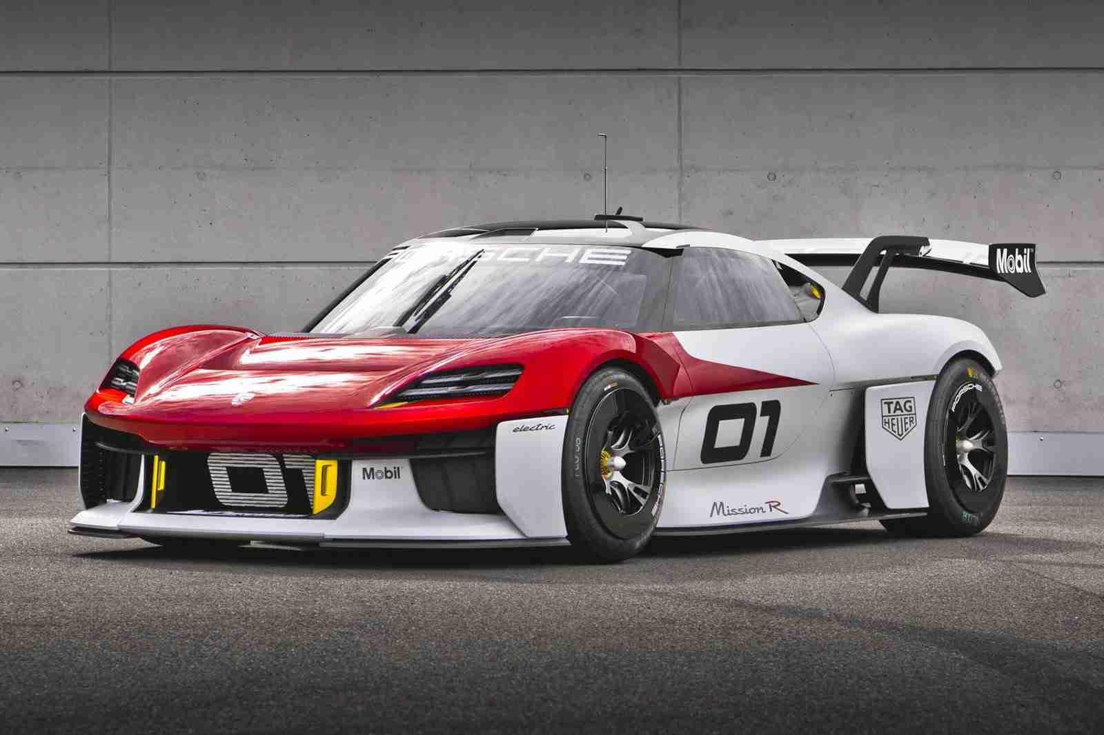 Porsche has revealed an interesting story about its recent show car named the Mission R. Apparently, the engineering crew built it from the ground up every bit as thoroughly as they would a mass-market car, and tested the disembodied chassis on the Porsche test track six months before the premiere.