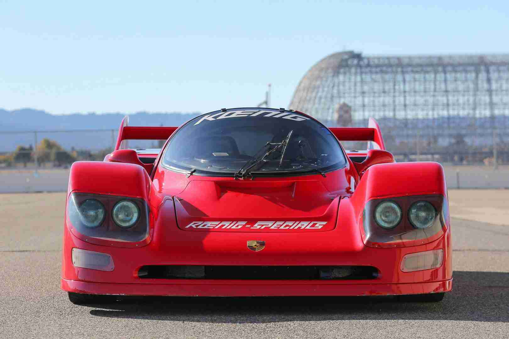 A 1991 Porsche Koenig Specials C62 has just gone up on sale for U.S. $995,000, a perfectly justified price given its rarity (three units and five mock-ups produced in total).