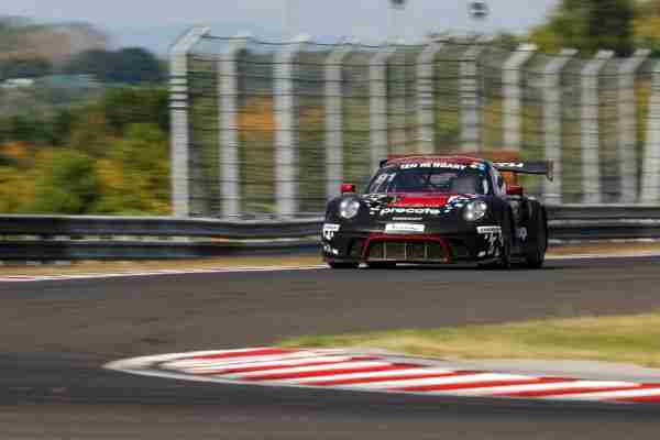 Herberth Motorsport leads Hankook 12H HUNGARY after opening two hours - full results