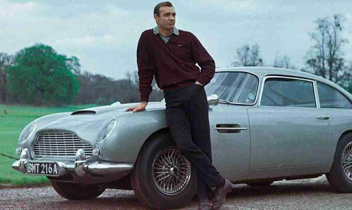 Incredible prices for classic James Bond cars