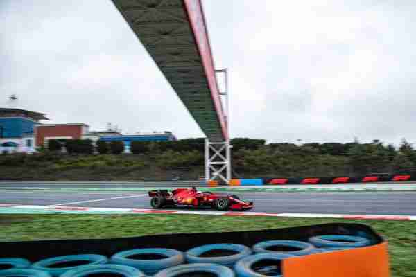 Scuderia Ferrari F1 Turkish Grand-Prix - An attacking race reaps only 16 points