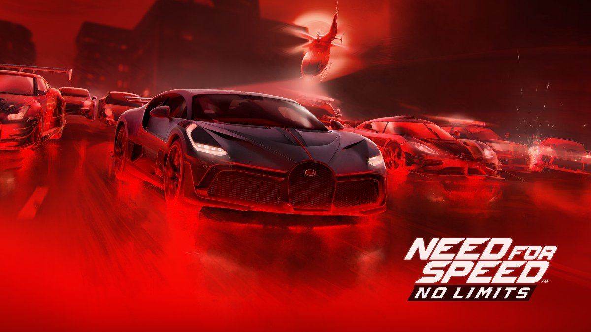 Need For Speed- No Limits