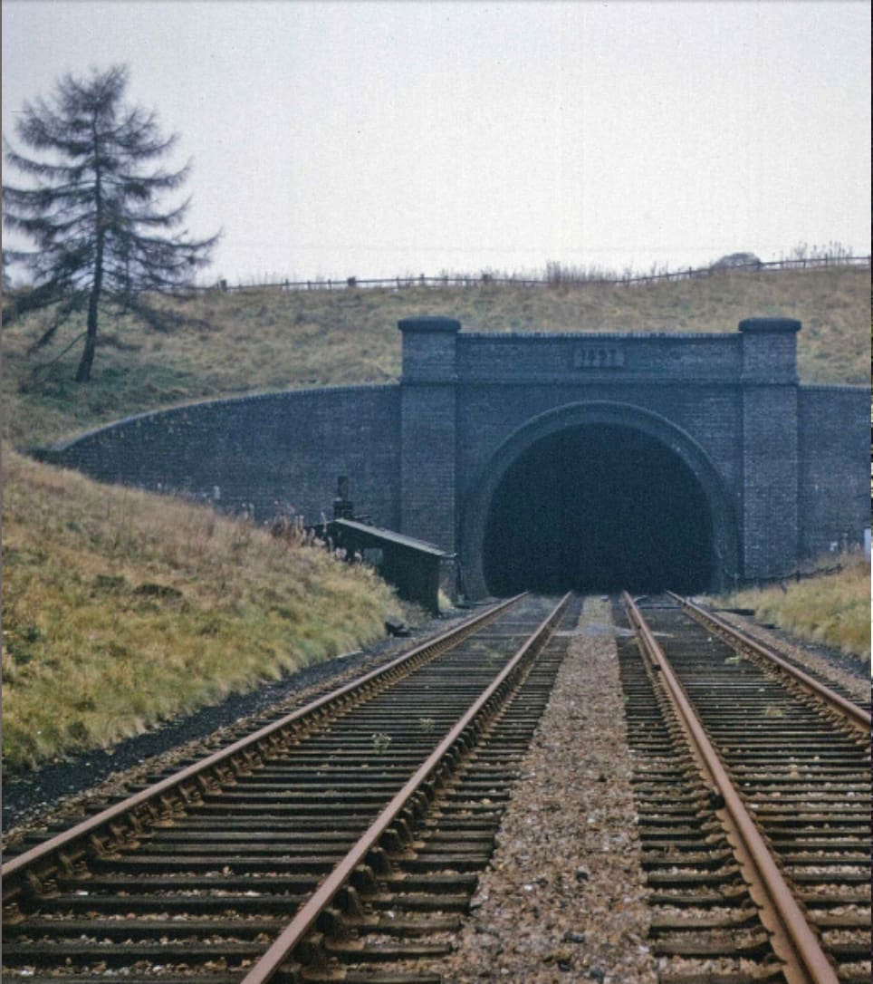 Catesby Tunnel 4